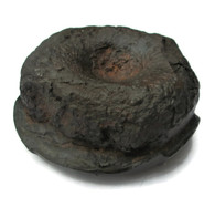 Base from a Parrott artillery shell, found at North Anna battlefield