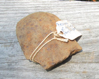 Artillery Shell Fragment from the Trostle Farm, Gettysburg, Rosensteel (SOLD)