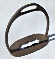 Large Iron Stirrup recovered at Gettysburg