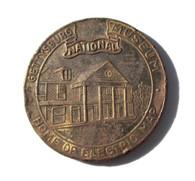 Large Brass Gettysburg Museum token