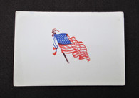 Very Rare 34-star Patriotic Ink Blotter