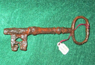 Large Iron Key recovered at Brandy Station, VA