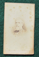 War-time CDV Image of CS General Robert E. Lee