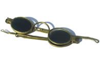 Rare 4-lens Civil War Tinted Eyeglasses