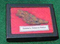 Original Civil War Tobacco ration