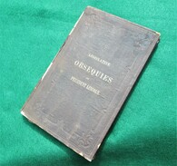"Rare book - ""Legislative Obsequies [Or Funeral Rites] of President Lincoln"""