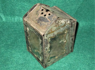 Civil War soldier's Folding Tin Lantern (SOLD)