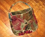 Original Civil War Carpet Bag, as in Gettysburg Museum