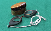 Civil War Protective/Gunner's Goggles (SOLD)