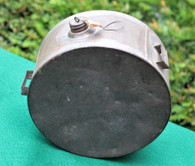 Original Confederate Tin Drum Canteen
