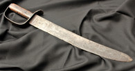 Original Civil War Confederate D-Guard Bowie Knife