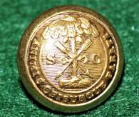 Very nice non-dug South Carolina cuff or vest button