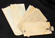Civil War Soldier's Ivory Pocket Diary, as in Gettysburg Museum (SOLD)