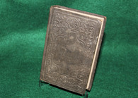 Soldier's Pocket Bible, 4th Maine Light Artillery and 16th Virginia Infantry (SOLD)