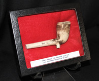 "Civil War Soldier's Pipe ""The Trooper"", dug Savannah"