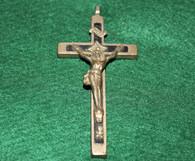Civil War era Crucifix, as in the Gettysburg NPS Museum (SOLD)