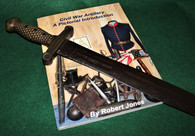 US Model M1832 Foot Artillery Sword, published