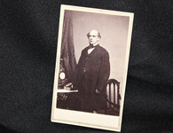 Rare CDV Image of Salmon P. Chase, Secretary of the Treasury under Lincoln125.00