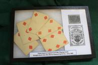 Original Civil War Playing cards, by Samuel Hart & Co.