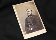 "Original ""Brady"" CDV photograph of Civil War General Hugh Judson Kilpatrick"