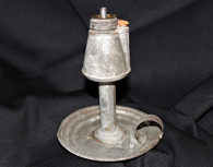 Civil War Tin Oil Lamp, as in Gettysburg Museum collection