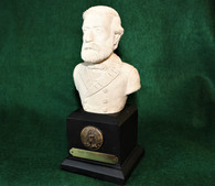 Limited Edition marble sculpture of Robert E. Lee by Randy Groves