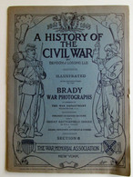 "Rare 1912 Illustrated Magazine ""A History of the Civil War"""