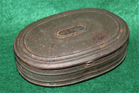 Original Revolutionary War through Civil War Tobacco Tin