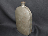 Original Civil War Tin Whiskey Flask