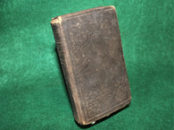 "Civil War Soldier's Pocket Bible, dated ""1851"" (SOLD)"