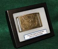 Original Civil War Eagle Sword Belt Plate