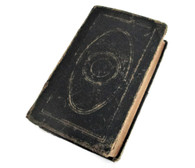 "Civil War Soldiers Pocket Bible, dated ""1851"""