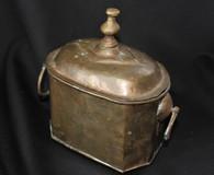 Revolutionary War era Copper Tobacco Box, circa 1780