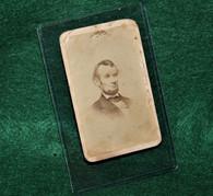 Original Civil War CDV image of President Abraham Lincoln (SOLD)
