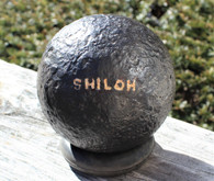 Dug US/CS 6-pounder Solid Shot from the Shiloh TN Battlefield (SOLD,DB)