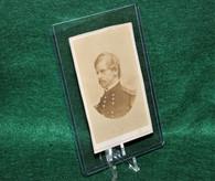 CDV Image of General Nathaniel Banks in uniform