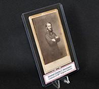 CDV Image of Confederate General Charles F. Henningsen, 59th VA