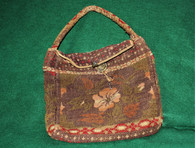 Original Civil War Soldier's Carpetbag (maker-marked), as in museums & books