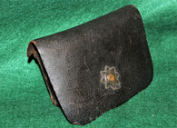 Rare War of 1812 Dragoon Pistol Cartridge Box