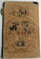 "Original ""1864"" Pamphlet from American Tract Society"