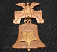 33rd G.A.R. National Encampment Souvenir Medal: Philadelphia, dated 1899