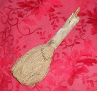 19th century clothes brush (SOLD)