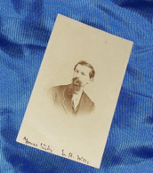 CDV Image of Man from Indiana