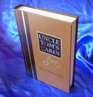 "Book, ""Uncle Tom's Cabin"". Click picture and ""Detailed Description""."