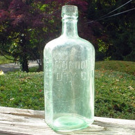 19th century Gin Bottle