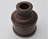 Civil War era  Crockery Inkwell
