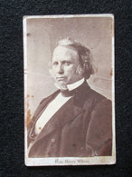 CDV, Colonel Wilson, 22nd Mass. Infantry, Vice President