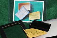 Dated 1851 Civil War Lice Comb with original paper wrapper