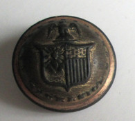 New York Button - Recovered in Richmond, Virginia (SOLD,BS)
