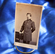 CDV image of General George McClellan